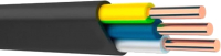 Кабель силовой Ecocable ВВГнг(А)-П 3x4 ок (N / PE) - 0.66 (10м) -