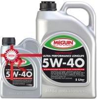 Моторное масло Meguin Megol Ultra Performance Longlife 5W40 / 6328+4361 (5л+1л) -