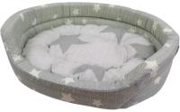 Лежанка для животных Happy Friends Орион №2 stm 336 (овальный, ткань бязь) -