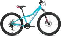 Велосипед Forward Jade 24 2.0 Disc 2021 / RBKW1J347006 -