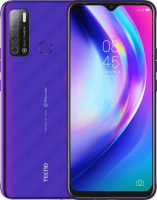 Смартфон Tecno Pouvoir 4 / LC7 (Fascinating Purple) -