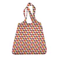 Сумка-шоппер Reisenthel Mini Maxi Shopper / AT0029CR (Cubes Red) -