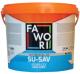 Гидроизоляционная мастика Fawori Aquablock (1кг) -