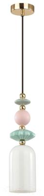 Потолочный светильник Odeon Light Candy 4861/1B светильник odeon light bebetta 3905 38l