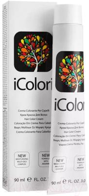 Крем-краска для волос Kaypro iColori 10.11 (90мл)