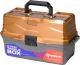Ящик рыболовный Nisus Tackle Box / 0072653 (золото) -