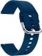 Ремешок для умных часов Miru DSJ-04 4074 (силиконовый, синий) -
