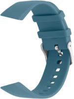 Ремешок для умных часов Miru DSJ-13 4069 (M/L, силиконовый, ледяной синий) -