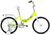 Детский велосипед Forward Altair City Kids 20 Compact 2021 / 1BKT1C201004 (зеленый) -