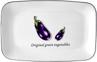 Блюдо Walmer Salad / W37000732 (баклажан) -
