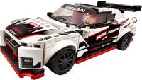 Конструктор Lego Speed Champions Спорткар Nissan GT-R Nismo / 76896 -