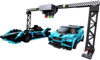 Конструктор Lego Speed Champions Formula E Panasonic Jaguar Racing / 76898 -