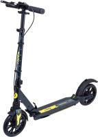 Самокат Ridex Trigger (черный/желтый) -