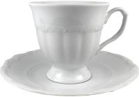 Чашка с блюдцем Cmielow i Chodziez Maria Tereza / 8000-8002M31 -