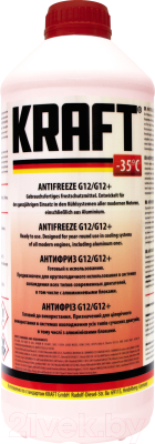 Антифриз KRAFT G12/G12+ -35C / KF109