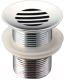 Донный клапан Belux LV 8890 (хром) -