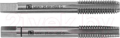 Набор метчиков Thorvik T-Combo MT10125S2