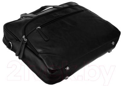 Сумка для ноутбука Cedar Rovicky LAP-R-513-PUD (черный)