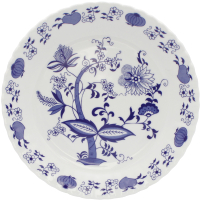 Тарелка столовая мелкая Cmielow i Chodziez Iwona / K101-0I01190 (луковица) -
