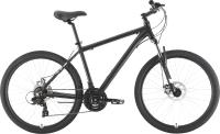 Велосипед STARK Indy 26.1 D Shimano 2021 (18, черный/чёрный) -