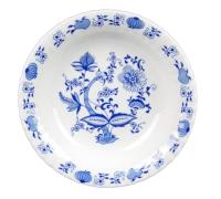 Тарелка столовая глубокая Cmielow i Chodziez Iwona / K101-0I01490 (луковица) -
