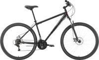 Велосипед STARK Tank 29.1 D Steel 2021 (18, черный/черный) -