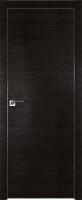 Дверь межкомнатная скрытая ProfilDoors 1Z Eclipse 190 70х200 (венге кроскут/кромка матовая с 4х сторон) -
