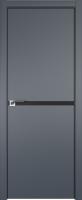 Дверь межкомнатная скрытая ProfilDoors 11E Eclipse 190 70х200 (антрацит/кромка матовая с 4х сторон) -