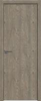 Дверь межкомнатная скрытая ProfilDoors 1ZN зпп/зпз Eclipse 190 60х200 (каштан темный/кромка матовая с 4х сторон) -