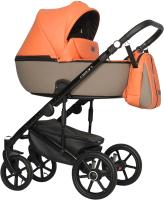 Детская универсальная коляска Riko Ozon Ecco 3 в 1 (24) -