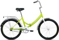 Велосипед Forward Valencia 24 1.0 2021 / RBKW1YF41007 (16, зеленый/серый) -
