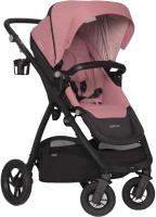 Детская прогулочная коляска EasyGo Optimo Air (Rose) -