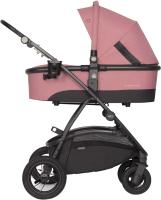 Детская универсальная коляска EasyGo Optimo Air 2 в 1 (Rose) -