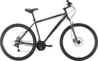 Велосипед STARK Tank 29.1 HD 2021 (22, серый/черный) -