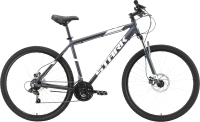Велосипед STARK Tank 29.2 HD 2021 (18, серый/белый) -