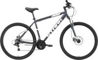Велосипед STARK Tank 29.2 HD 2021 (22, серый/белый) -