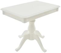 Обеденный стол Аврора Фабрицио мини-1 110x70 (тон 71/жемчуг) -
