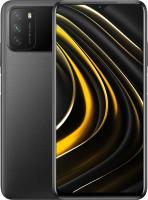 Смартфон Xiaomi Poco M3 4GB/64GB (черный) -