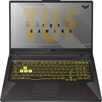 Игровой ноутбук Asus TUF Gaming FX706LI-H7121