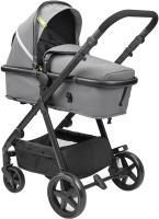 Детская универсальная коляска Happy Baby Linda (темно-серый) -