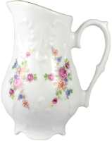 Сливочник Cmielow i Chodziez Rococo / 7490-0036260 (бабушкин цветок) -