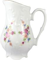 Сливочник Cmielow i Chodziez Rococo / 7490-0036360 (бабушкин цветок) -