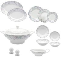 Набор столовой посуды Cmielow i Chodziez Feston / G236-102601A (акварель) -