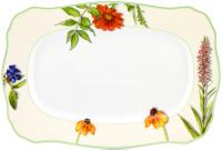 Блюдо Cmielow i Chodziez Romantika / K232-0R12500 (полевые цветы) -