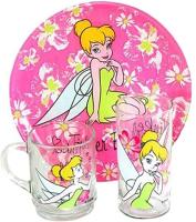Набор столовой посуды Luminarc Disney Tinker Bell / H5305 -
