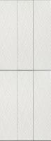 Экран-дверка Comfort Alumin Служанша фон 73x200 -