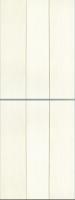 Экран-дверка Comfort Alumin Джинс бежевый 73x200 -
