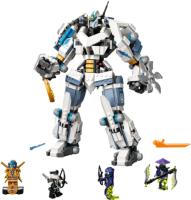 Конструктор Lego Ninjago Битва с роботом Зейна / 71738 -