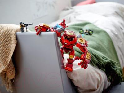 Конструктор Lego Super Heroes Халкбастер против агента А.И.М. / 76164