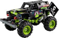 Конструктор инерционный Lego Technic Monster Jam Grave Digger / 42118 -